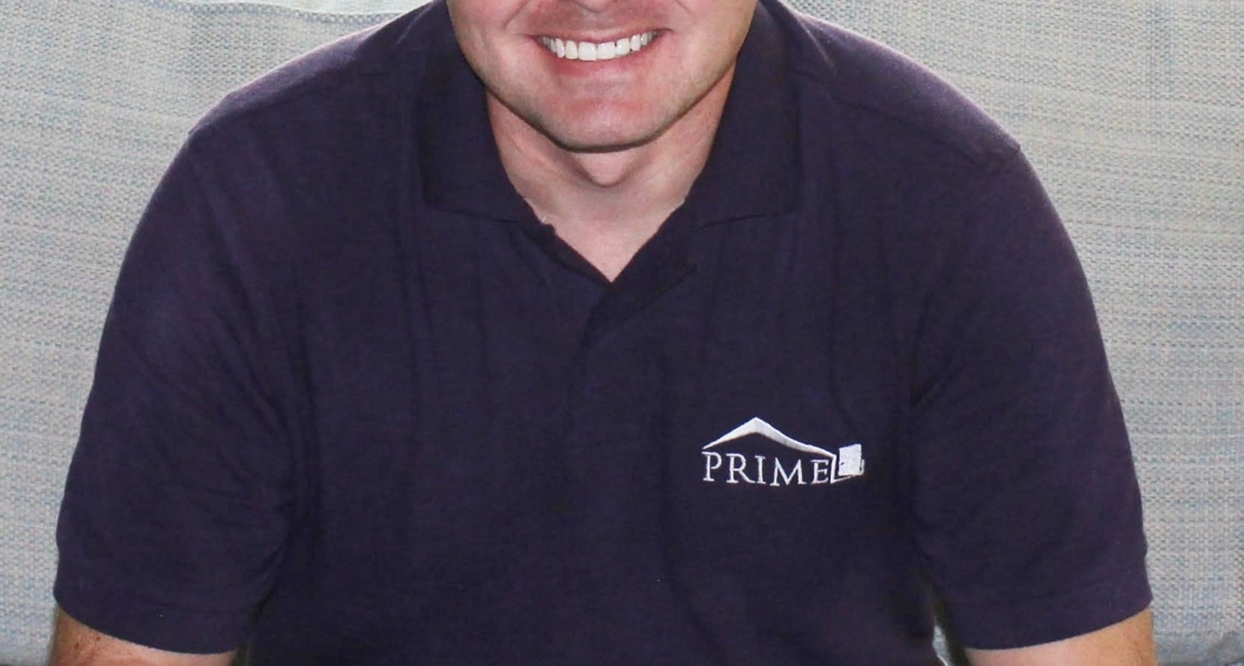David Cotter with Prime Residential Management LLC
