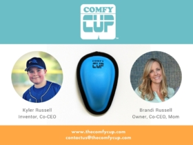 Comfy Cup – Kyler Russell (and his mom Brandi)
